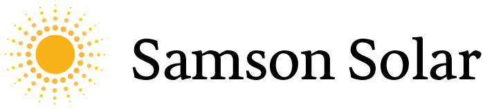 Samson Solar Energy Center logo